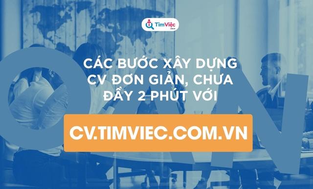 Cv.timviec.com.vn hướng dẫn cách gửi mail xin việc hiệu quả - 3