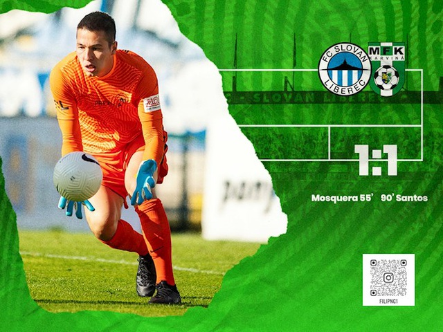 Filip Nguyễn bị thủng lưới phút bù giờ, khiến đội nhà rơi chiến thắng - 1