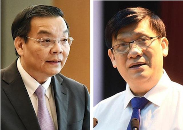 Quốc hội dự kiến quyết nhân sự 2 Bộ trưởng trong tháng 11 - 1