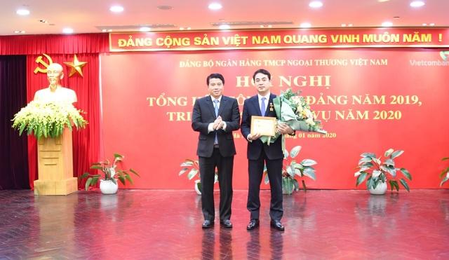 Tinh gọn bộ máy, nâng cao hiệu quả hoạt động xứng đáng là ngân hàng số 1 Việt Nam - 1