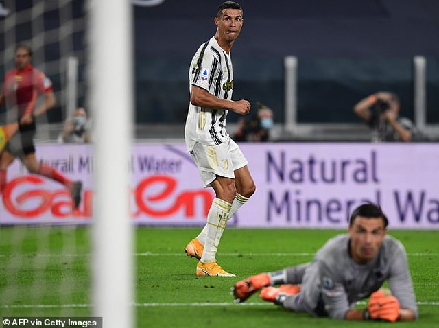 C.Ronaldo rực sáng, Juventus đại thắng trận ra quân ở Serie A - 2