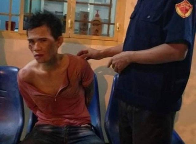 Nghi án gã đàn ông chở vợ và con mới 5 tháng tuổi đi cướp giật - 1