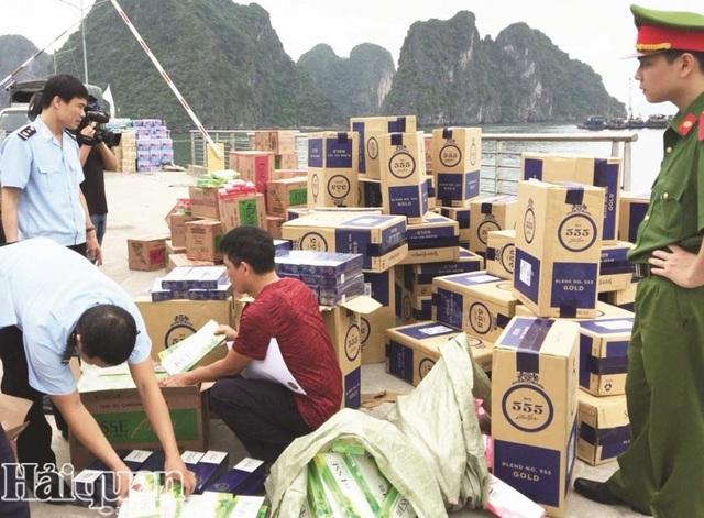 Buôn bán, tàng trữ 01 bao thuốc lá nhập lậu có thể bị phạt tới 3 triệu đồng - 1