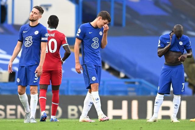 Chelsea thất bại trước Liverpool: Không vội được đâu! - 1