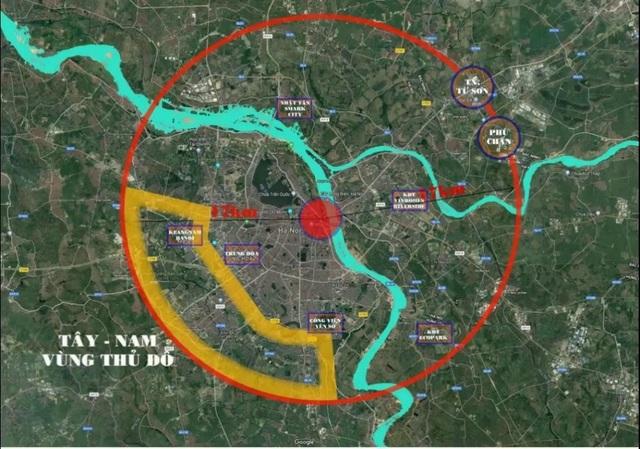 Cuối 2020: Bất động sản công nghiệp Từ Sơn - Bắc Ninh đứng trước cơ hội lớn - 1