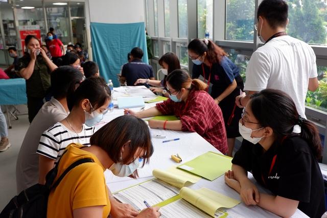 Hà Nội: Hàng chục trẻ em có cơ hội được phẫu thuật lấy lại nụ cười - 1