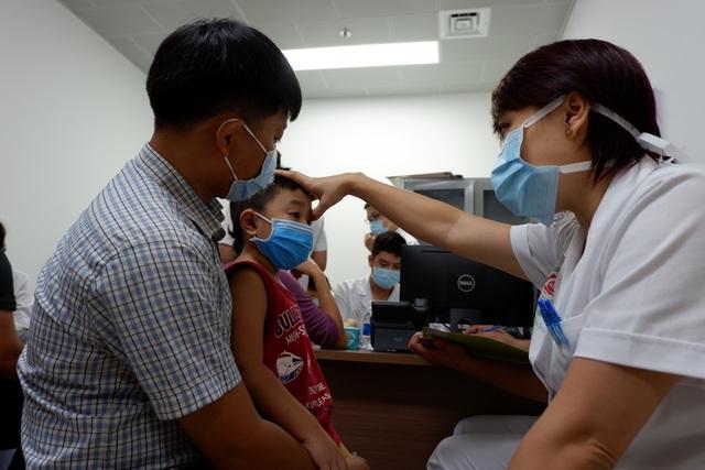 Hà Nội: Hàng chục trẻ em có cơ hội được phẫu thuật lấy lại nụ cười - 5