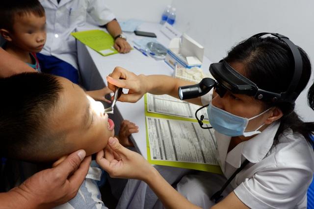 Hà Nội: Hàng chục trẻ em có cơ hội được phẫu thuật lấy lại nụ cười - 4