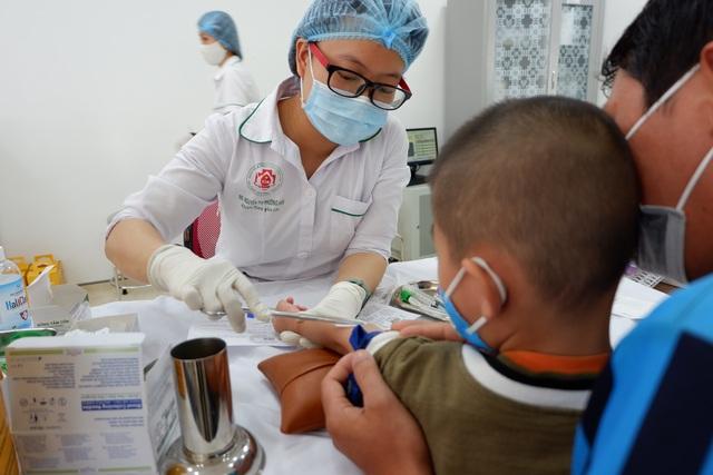 Hà Nội: Hàng chục trẻ em có cơ hội được phẫu thuật lấy lại nụ cười - 8