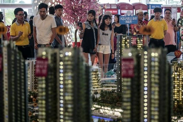 Giới trung lưu Trung Quốc bán tháo bất động sản ở Malaysia - 1