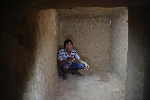 Bí ẩn căn hầm nuôi giấu cán bộ đào trong nhà dân - 6