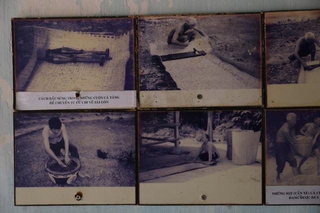 Bí ẩn căn hầm nuôi giấu cán bộ đào trong nhà dân - 9