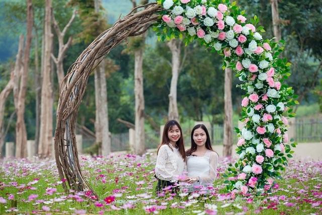 Thung lũng hoa Phủ Quỳ, điểm check in tuyệt đẹp giữa núi đồi xứ Nghệ - 13