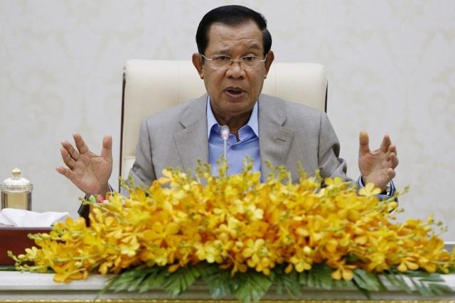 """Thủ tướng Campuchia chỉ trích """"tiêu chuẩn kép"""" của phương Tây - 1"""