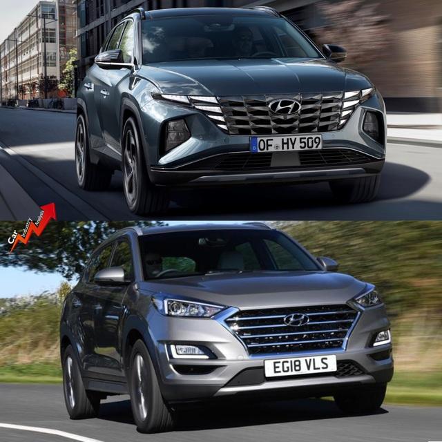 So sánh Hyundai Tucson 2021 với xe đang bán tại Việt Nam: lột xác toàn diện - 2