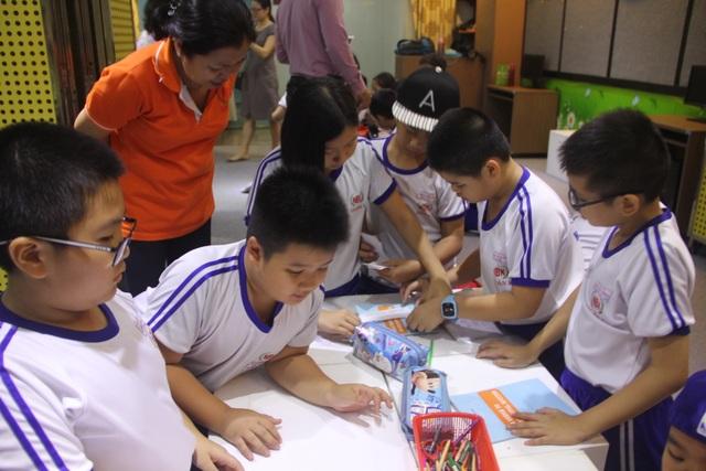 Hướng nghiệp cho học sinh từ bậc tiểu học - 1