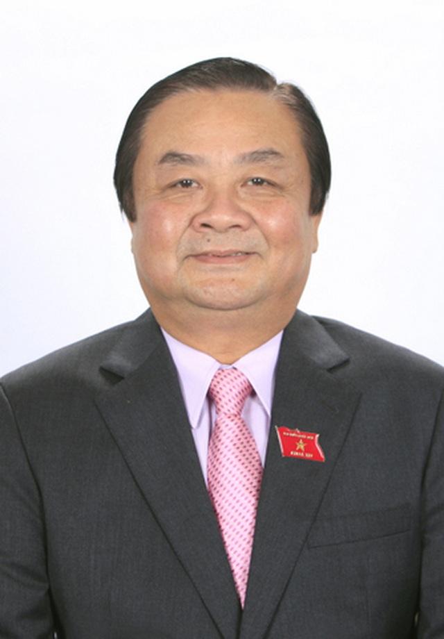 Bí thư Tỉnh ủy Đồng Tháp Lê Minh Hoan làm Thứ trưởng Bộ Nông nghiệp - 1