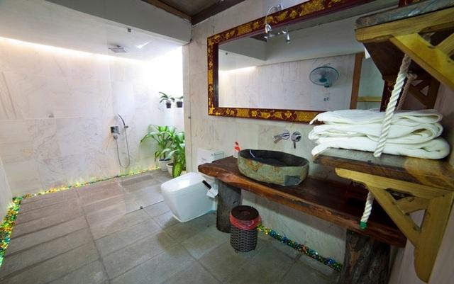 Nhà cổ 3 gian kiểu Bắc Bộ ở Nam Định được vận chuyển hơn 700km vào Hội An - 8