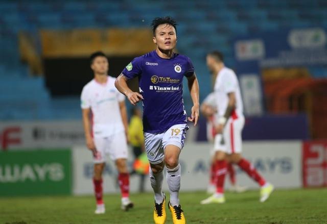 BLV Quang Huy: Quang Hải đã trở lại đúng đẳng cấp của mình - 2