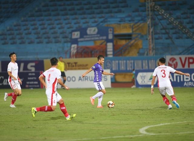 BLV Quang Huy: Quang Hải đã trở lại đúng đẳng cấp của mình - 1