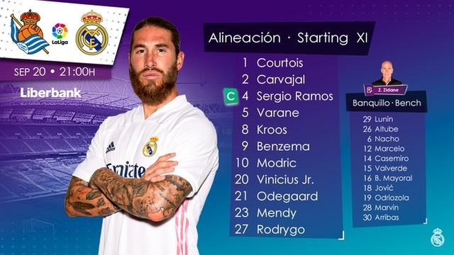 Real Madrid hòa thất vọng ở trận mở màn La Liga - 9