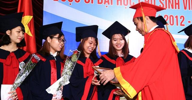 Đại học không được phép đào tạo thạc sĩ ngoài trụ sở chính, phân hiệu - 1