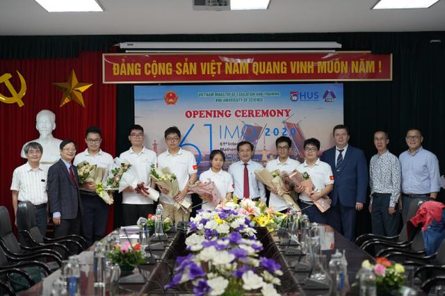 Kỳ thi Olympic Toán quốc tế 2020 tại Việt Nam: Chưa từng có trong tiền lệ
