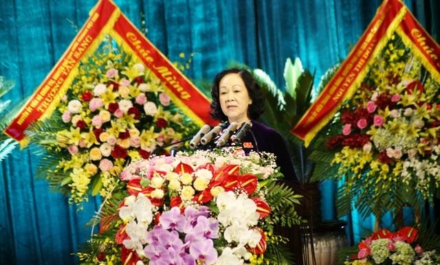 Hà Nam khai mạc Đại hội đại biểu Đảng bộ tỉnh lần thứ XX - 5