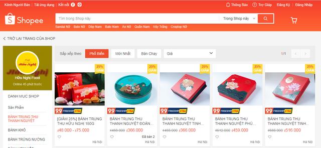 Mua bánh Trung thu thời công nghệ: Mua hàng online - nhận hàng tận nhà - 5