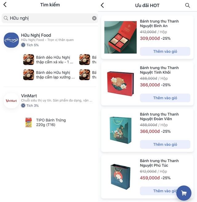 Mua bánh Trung thu thời công nghệ: Mua hàng online - nhận hàng tận nhà - 6