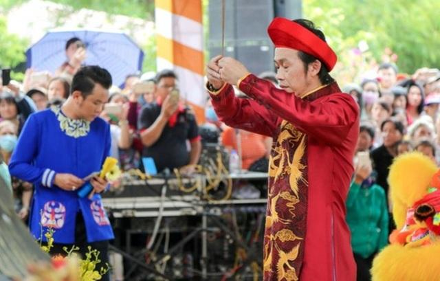 Hoài Linh thông báo không tổ chức Lễ giỗ Tổ Sân khấu vì ngại dịch Covid-19 - 1