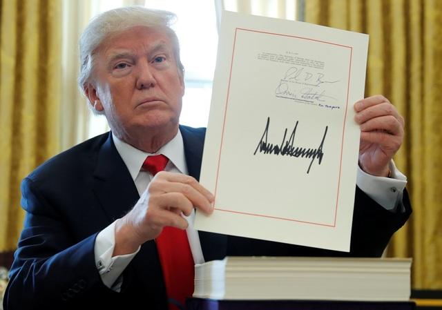 Tổng thống Trump có thể đối mặt với cuộc điều tra gian lận thuế - 1