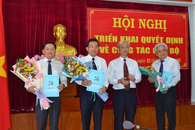 Điều động Phó Chủ tịch tỉnh Đồng Nai làm Bí thư Thành ủy Biên Hòa - 1