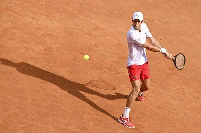 Djokovic lần thứ năm vô địch Rome Masters - 1