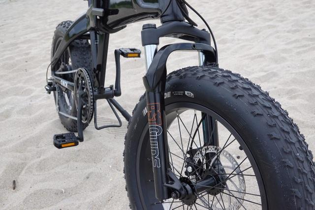 Aventon Sinch - Độc đáo xe đạp điện có thể gấp gọn - 3
