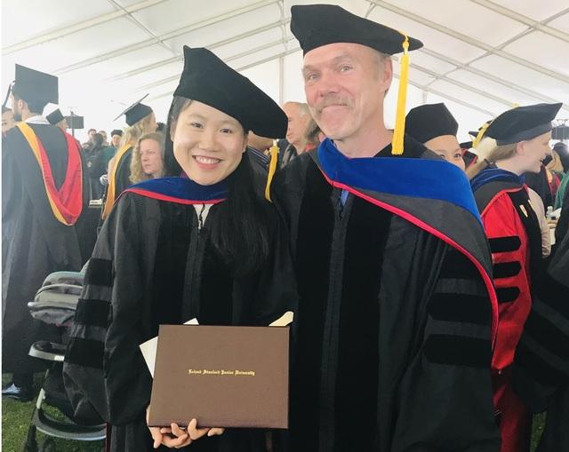 Người Việt đầu tiên đoạt giải thưởng quốc tế về khoa học thần kinh - 1