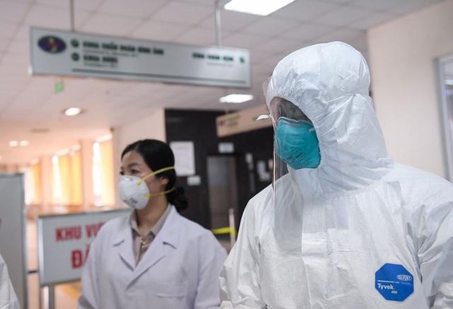 Căn cứ mức độ lan rộng của Covid-19, Việt Nam xét nghiệm theo nhóm ưu tiên - 2