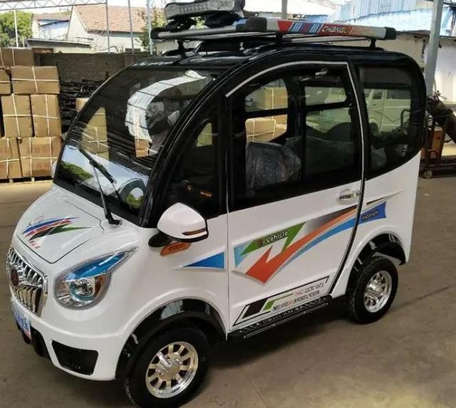 Loạt ô tô Trung Quốc giá siêu rẻ chỉ bằng chiếc xe máy tại Việt Nam - 1