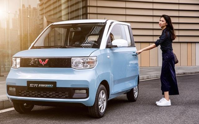 Loạt ô tô Trung Quốc giá siêu rẻ chỉ bằng chiếc xe máy tại Việt Nam - 3