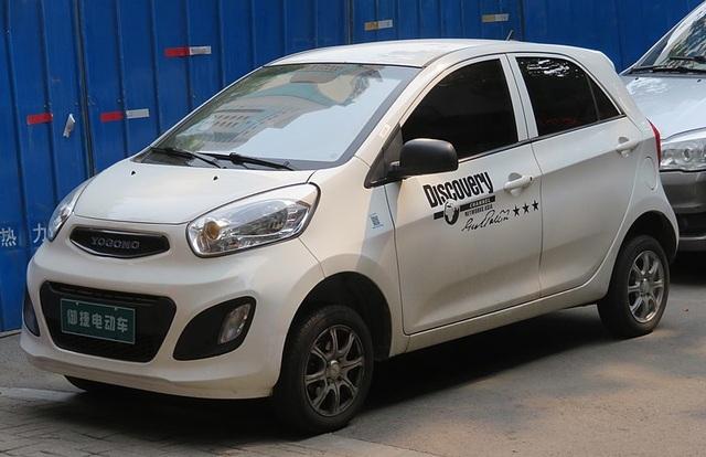 Loạt ô tô Trung Quốc giá siêu rẻ chỉ bằng chiếc xe máy tại Việt Nam - 5