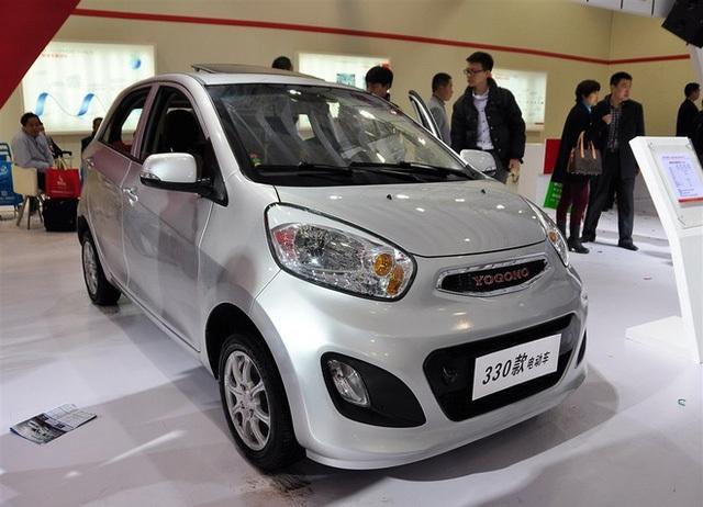 Loạt ô tô Trung Quốc giá siêu rẻ chỉ bằng chiếc xe máy tại Việt Nam - 6