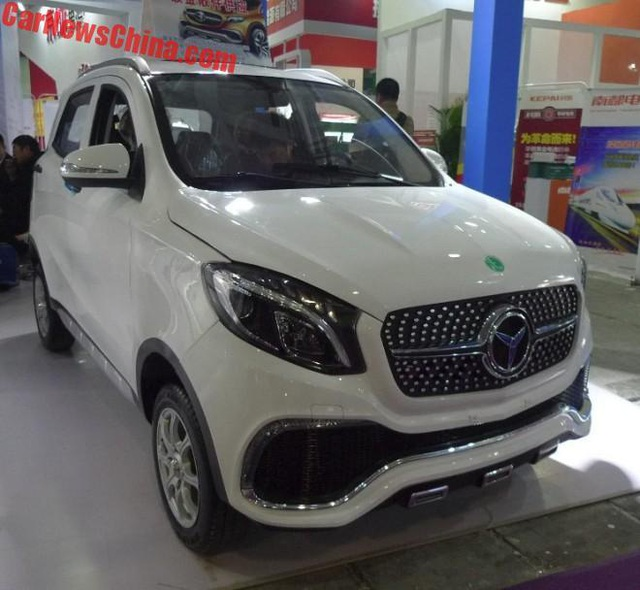 Loạt ô tô Trung Quốc giá siêu rẻ chỉ bằng chiếc xe máy tại Việt Nam - 7