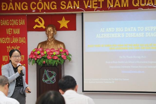 Người Việt đầu tiên đoạt giải thưởng quốc tế về khoa học thần kinh - 2