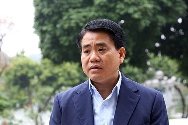 Ông Nguyễn Đức Chung bị bãi nhiệm chức danh Chủ tịch UBND TP Hà Nội - 1
