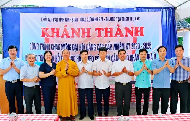 Ninh Bình: Chi hơn 62 tỷ đồng xây dựng nhà cho trên 2.000 người có công - 4