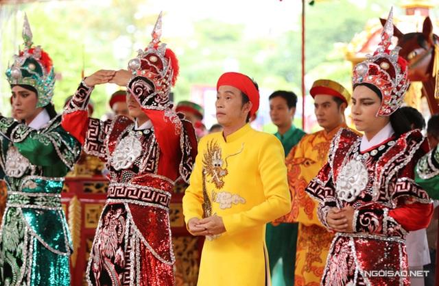 Hoài Linh thông báo không tổ chức Lễ giỗ Tổ Sân khấu vì ngại dịch Covid-19 - 2
