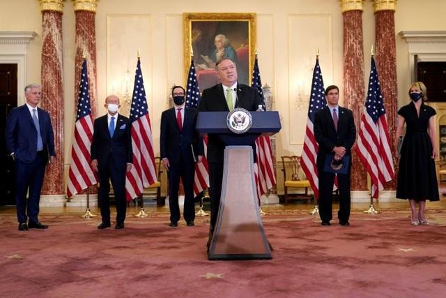 Mỹ siết trừng phạt Iran, Venezuela - 1