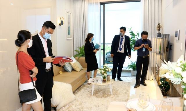 Khách hàng từ các tỉnh Bình Dương, Đồng Nai, Vũng Tàu tìm mua căn hộ tại TP. HCM - 2