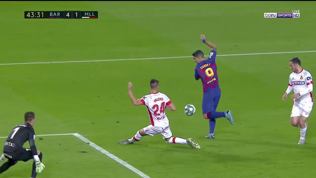 Những khoảnh khắc đáng nhớ của Luis Suarez cùng Barcelona - 7