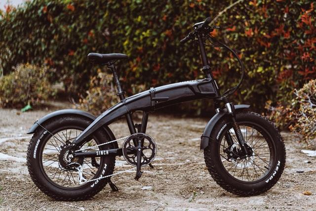 Aventon Sinch - Độc đáo xe đạp điện có thể gấp gọn - 14
